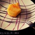 Minis cakes légers pôt de yaourt & jus de citron sicilia