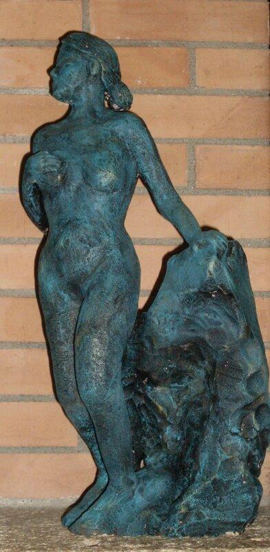 statue terre