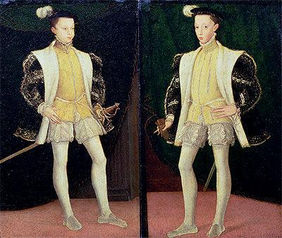 François II et le duc de Lorraine ?