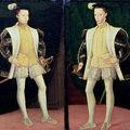 Identification d'un double portrait : françois ii et le duc de lorraine ?