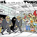 Bhl fête halloween à tunis