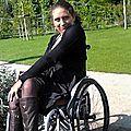 De l'intérêt d'épouser une paraplégique ...