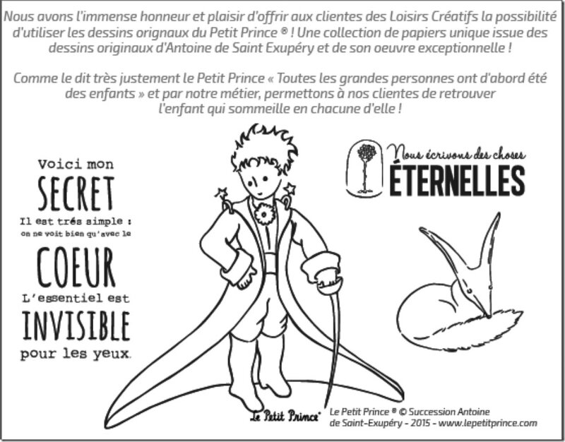 Tampons le petit prince
