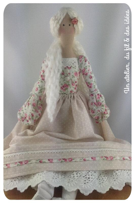 poupée Tilda shabby1
