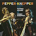 Pepper Adams Jimmy Knepper Quintet - 1958 - Ther Pepper-Knepper Quintet With Pepper Adams And Jimmy Knepper (Fresh Sound)