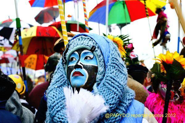 maquillage carnaval dunkerque