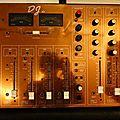 Freevox : DJ six (marron)