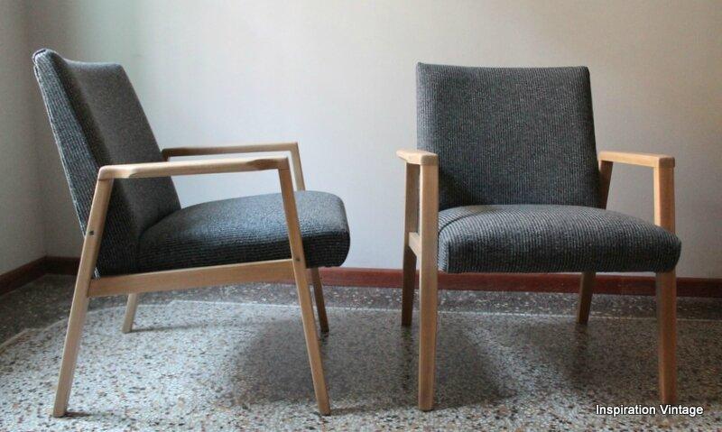 Fauteuils S Design Scandinave Inspiration Vintage - Fauteuil design danois