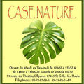 Ym's fabric chez case nature