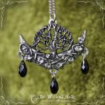 Pendentif arbre de vie et croissant de lune 1 copie