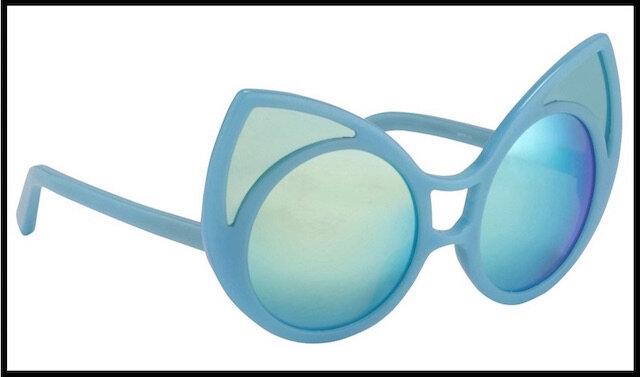 khaleda rajab et fahad al marzouq lunette solaires cat eyes 7