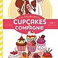 Cupcakes & compagnie t.1-2-3-4