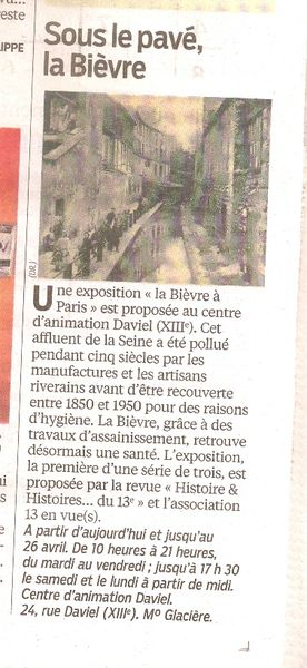 20130402 annonce exposition Bievre Le Parisien0001