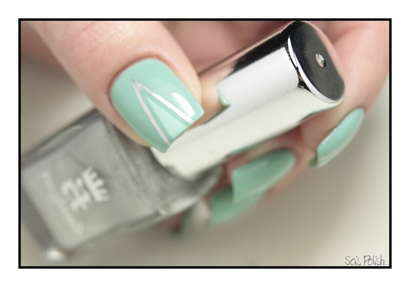 Mint Polish Picture Polish A England Striping Tape Sois Polish