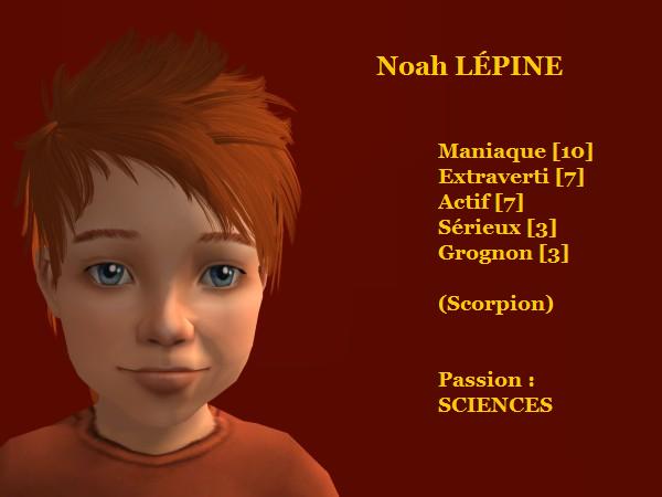 Noah LEPINE