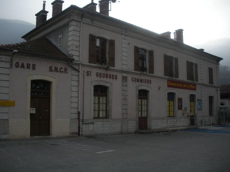 Saint-Georges de Commiers (Isère)