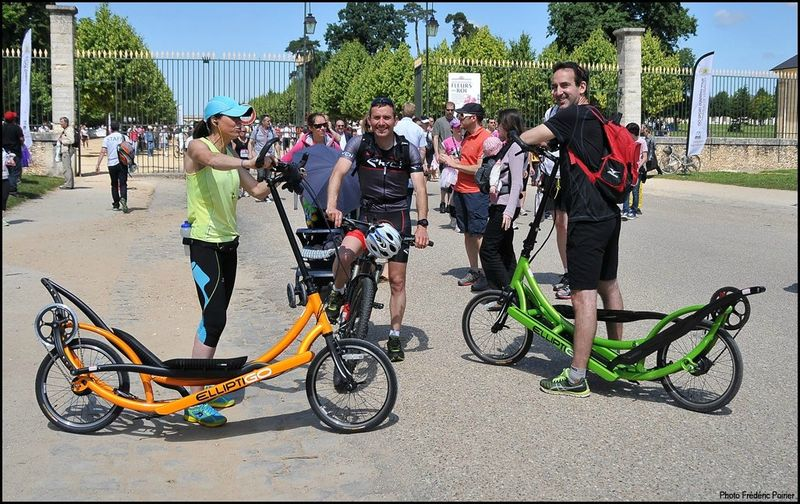 L 39 elliptigo sur t l ssonne elliptigo france le 1er for Exterieur velo elliptique