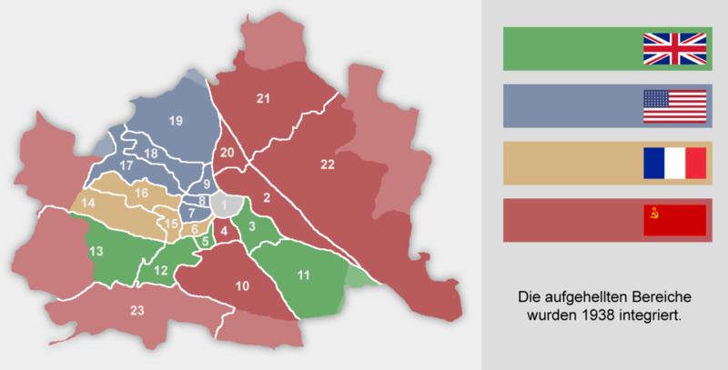 Wien_Besatzungszonen