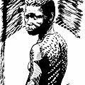 Africaine_Tribue