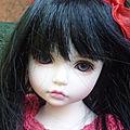 Mes poupées BJD YOSD petite taille