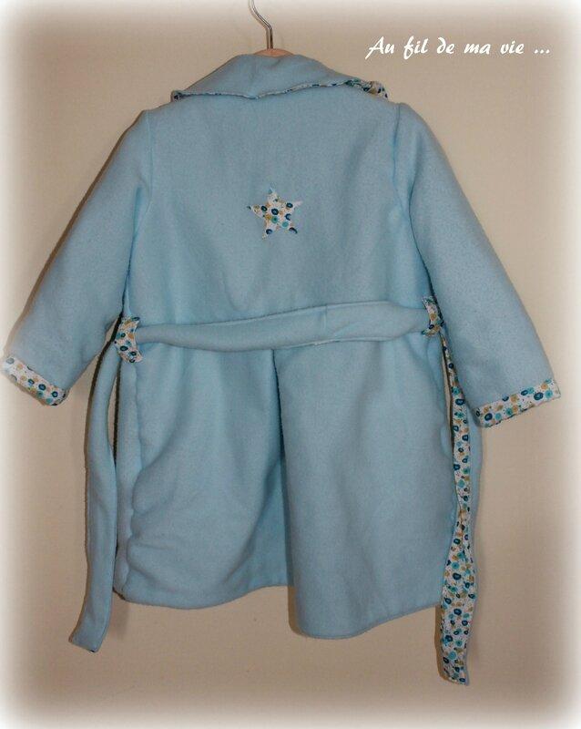 Redingote K Mademoiselle robe de chambre (3)