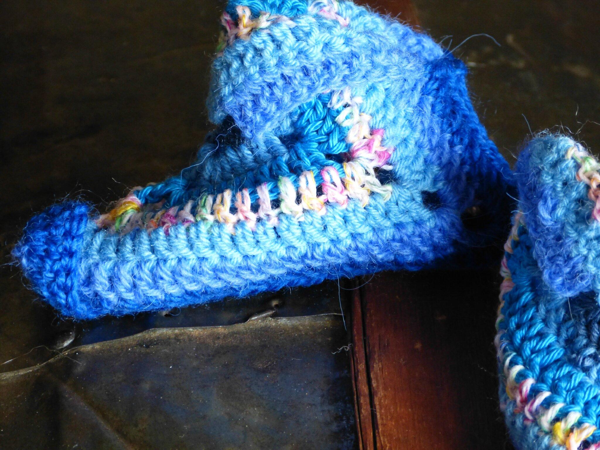 chaussons granny 1