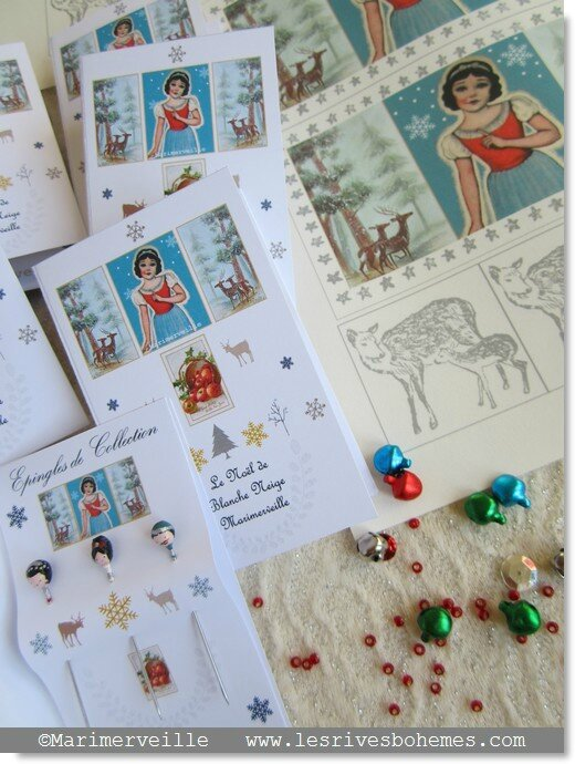 collection blanche neige