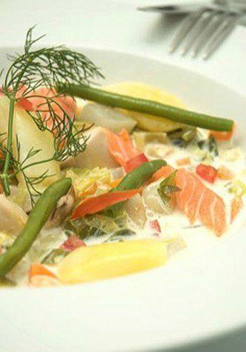 Waterzoo de poissons la gantoise la cuisine de norbert for Livre cuisine norbert
