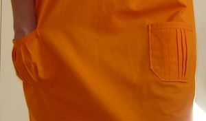 35_robe_orange_poche_a_pli