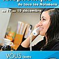 La mairie de noisy-le-sec consulte ses habitants par téléphone