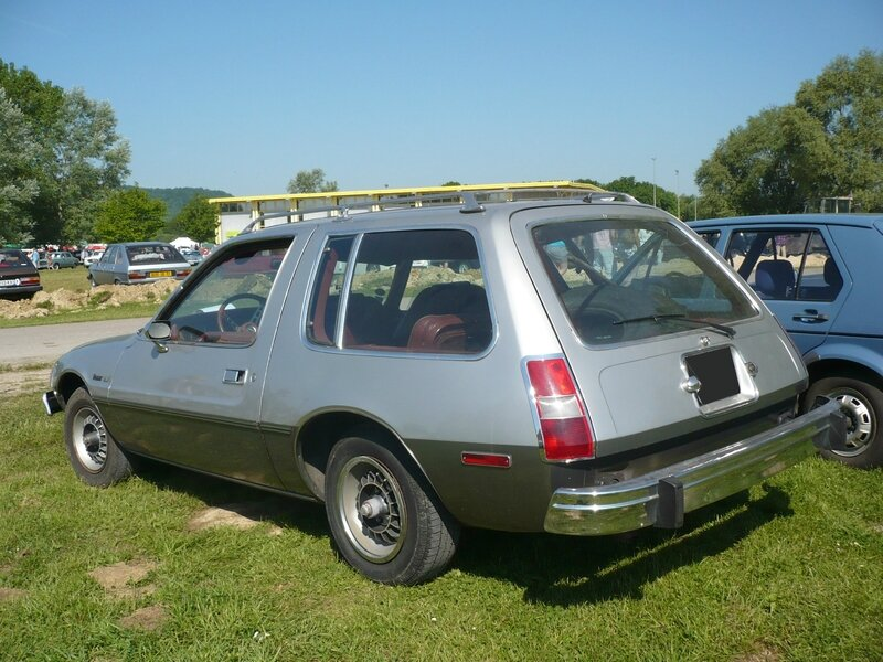 AMC Pacer DL 2door Station Wagon Madine (2)