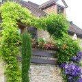 autre maison fleurie