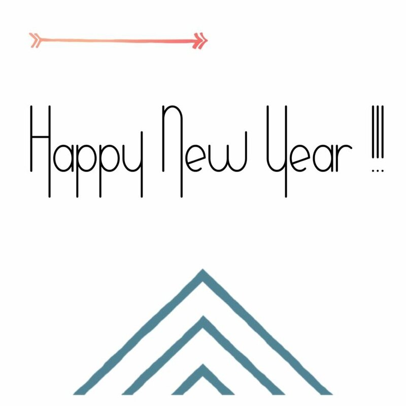happy new year tipi 2017