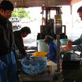 marché de poisson