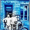Restaurant l'oiseau bleu – bordeaux diner à 4 mains
