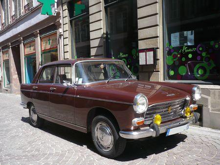 PEUGEOT 404 diesel berline Strasbourg (1)