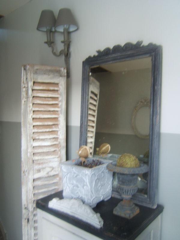 Grisaille flamande et esprit brocante flandres for Decoration maison flamande