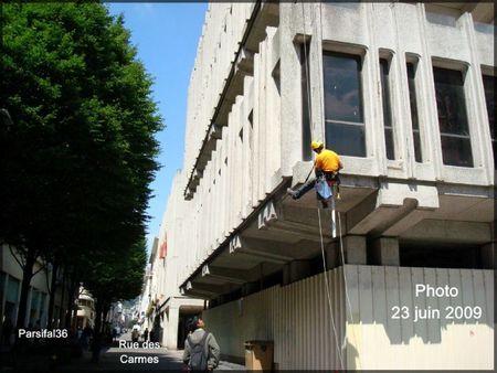 2009 - Cordiste - 23 Juin