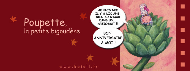 face book poupette anniv2
