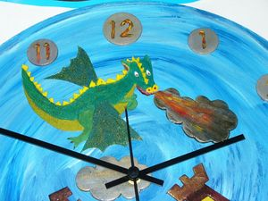 11 le dragon en detail
