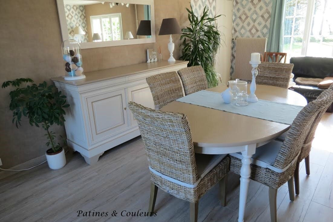 Best Meuble Salle A Manger Gris Taupe Photos Awesome Interior Home Satellite