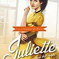 Juliette, la mode au bout des doigts, de gwenaële barussaud