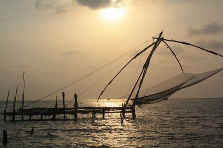 287_P_che_Chinoise___Chinese_Fishing_Nets___Fort_Kochi