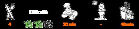 Gougeres d'escargots au roquefort b