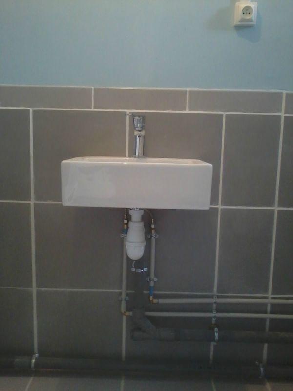 installer un lavabo salle de bain veglix les derni 232 res id 233 es de design et int 233 ressantes
