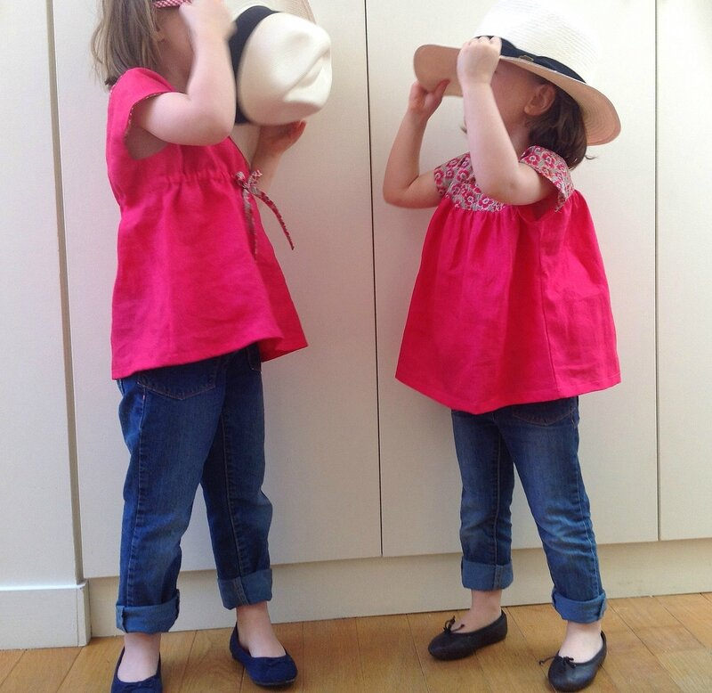 Ice Cream Tunic and Roller Skate Tunic - Lou&Jo (6)