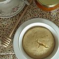 Mug cake au citron ~ photo ~