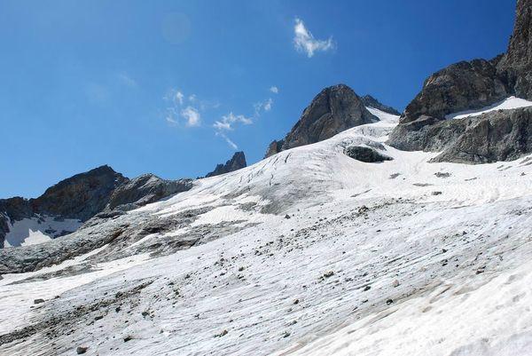 Les Ecrins 2013 - Glacier supérieur des agneaux (54)