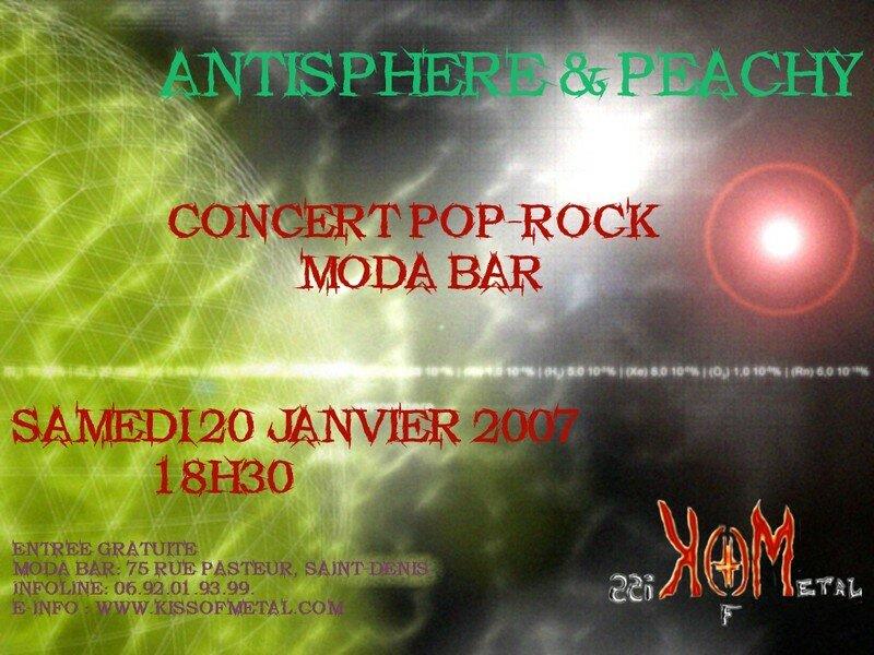 affiche concert 20 janvier