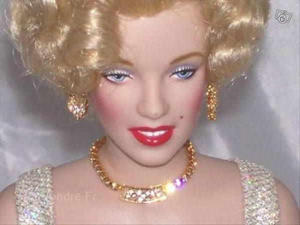 Superbe-poupe-marilyn-monroe-franklin-mint-neuf_56367234L